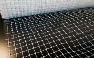 Какой бывает сетка для штукатурки стен?